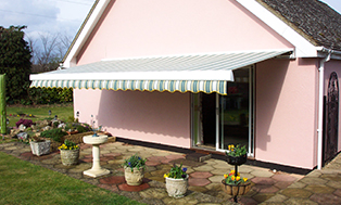 MARTINIQUE Awnings