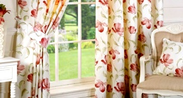 Made to measure - fully lined curtains giving your home that touch of quality
